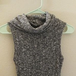 Grey sweater dress BOGO HALF OFF SALE